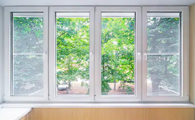 Colocación de ventanas PVC