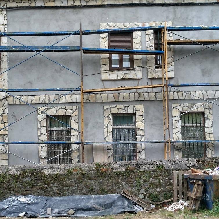 Reformas de fachadas en Asturias