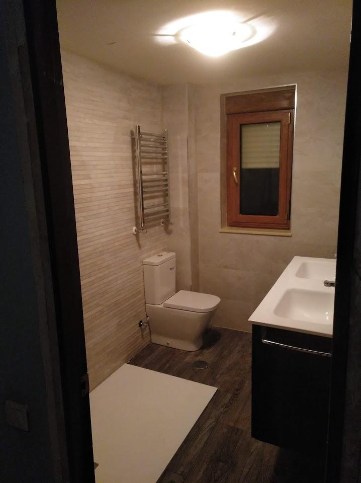 Reforma completa de baños