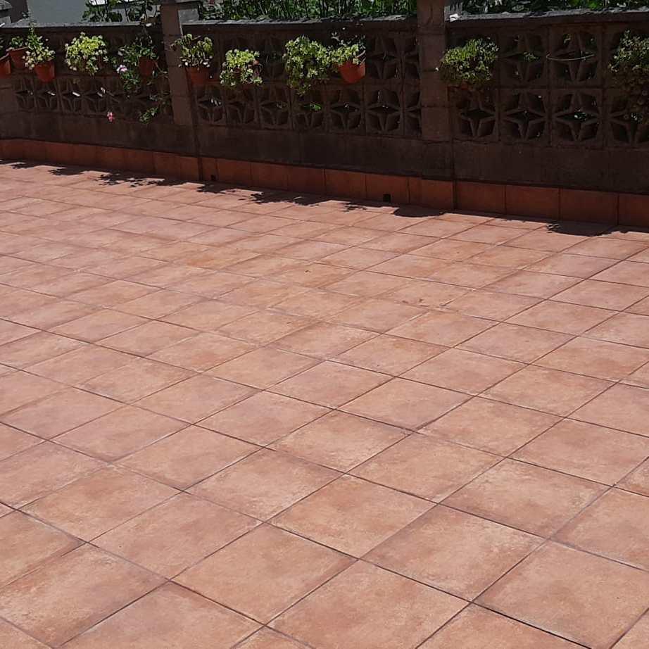 Instalación de terraza (después)